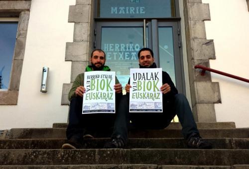 Udal administrazioaren eta herritarren arteko harremanak euskaraz izateko dinamika aurkeztu du EHEk