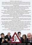 Euskaldunon menpekotasunean oinarritutako bizikidetzaren alde egin dute Nafar Parlamentuan