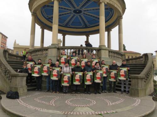 Hainbat euskaltzale eta eragilek martxoaren 24ko manifestaziora deia egin dute