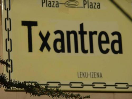 Herritarrei esker Txantrea Txantrea da berriro