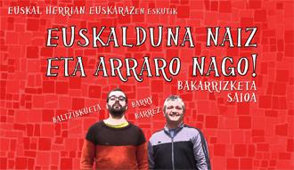 Euskalduna naiz eta arraro nago